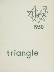 1950 Edition, Cass Technical High School - Triangle Yearbook (Detroit, MI)