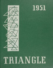 1951 Edition, Cass Technical High School - Triangle Yearbook (Detroit, MI)
