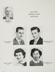 Page 12, 1951 Edition, Cass Technical High School - Triangle Yearbook (Detroit, MI) online yearbook collection