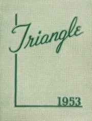 1953 Edition, Cass Technical High School - Triangle Yearbook (Detroit, MI)