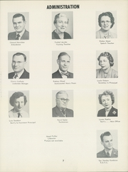 Page 11, 1954 Edition, Cass Technical High School - Triangle Yearbook (Detroit, MI) online yearbook collection