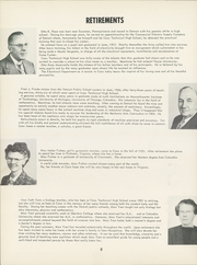 Page 12, 1954 Edition, Cass Technical High School - Triangle Yearbook (Detroit, MI) online yearbook collection