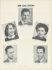 Page 15, 1954 Edition, Cass Technical High School - Triangle Yearbook (Detroit, MI) online yearbook collection