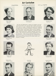Page 16, 1954 Edition, Cass Technical High School - Triangle Yearbook (Detroit, MI) online yearbook collection