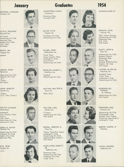 Page 17, 1954 Edition, Cass Technical High School - Triangle Yearbook (Detroit, MI) online yearbook collection