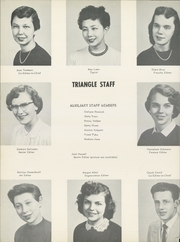 Page 6, 1954 Edition, Cass Technical High School - Triangle Yearbook (Detroit, MI) online yearbook collection