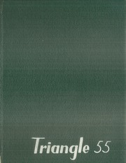 1955 Edition, Cass Technical High School - Triangle Yearbook (Detroit, MI)