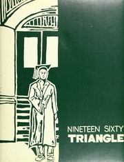 1960 Edition, Cass Technical High School - Triangle Yearbook (Detroit, MI)