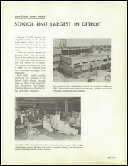 Page 9, 1955 Edition, Cody High School - Comet Yearbook (Detroit, MI) online yearbook collection