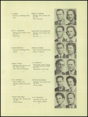 Page 11, 1940 Edition, Wayne Memorial High School - Spectator Yearbook (Wayne, MI) online yearbook collection
