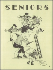 Page 13, 1940 Edition, Wayne Memorial High School - Spectator Yearbook (Wayne, MI) online yearbook collection