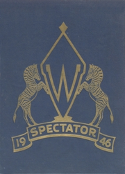 1946 Edition, Wayne Memorial High School - Spectator Yearbook (Wayne, MI)