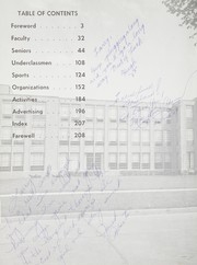 Page 6, 1960 Edition, Wayne Memorial High School - Spectator Yearbook (Wayne, MI) online yearbook collection