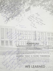 Page 7, 1960 Edition, Wayne Memorial High School - Spectator Yearbook (Wayne, MI) online yearbook collection