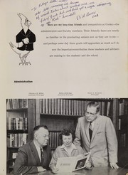 Page 5, 1957 Edition, Cooley High School - Castellan Yearbook (Detroit, MI) online yearbook collection