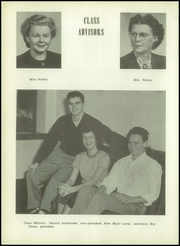Page 10, 1950 Edition, Lincoln Park High School - Log Yearbook (Lincoln Park, MI) online yearbook collection