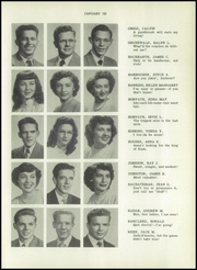 Page 13, 1950 Edition, Lincoln Park High School - Log Yearbook (Lincoln Park, MI) online yearbook collection