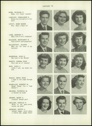 Page 14, 1950 Edition, Lincoln Park High School - Log Yearbook (Lincoln Park, MI) online yearbook collection