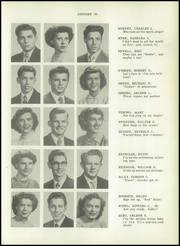 Page 15, 1950 Edition, Lincoln Park High School - Log Yearbook (Lincoln Park, MI) online yearbook collection