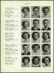 Page 16, 1950 Edition, Lincoln Park High School - Log Yearbook (Lincoln Park, MI) online yearbook collection