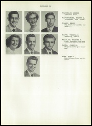 Page 17, 1950 Edition, Lincoln Park High School - Log Yearbook (Lincoln Park, MI) online yearbook collection
