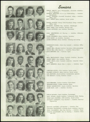 Page 14, 1947 Edition, Pershing High School - Parade Yearbook (Detroit, MI) online yearbook collection