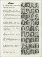 Page 15, 1947 Edition, Pershing High School - Parade Yearbook (Detroit, MI) online yearbook collection