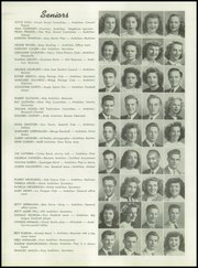 Page 16, 1947 Edition, Pershing High School - Parade Yearbook (Detroit, MI) online yearbook collection