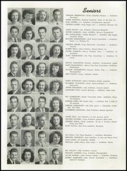 Page 17, 1947 Edition, Pershing High School - Parade Yearbook (Detroit, MI) online yearbook collection