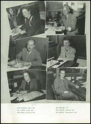 Page 6, 1947 Edition, Pershing High School - Parade Yearbook (Detroit, MI) online yearbook collection