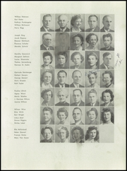 Page 9, 1947 Edition, Pershing High School - Parade Yearbook (Detroit, MI) online yearbook collection