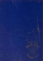 1950 Edition, Pershing High School - Parade Yearbook (Detroit, MI)