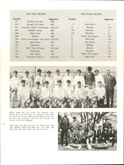 Page 122, 1969 Edition, Franklin High School - Almanack Yearbook (Livonia, MI) online yearbook collection