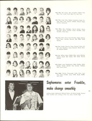 Page 137, 1969 Edition, Franklin High School - Almanack Yearbook (Livonia, MI) online yearbook collection