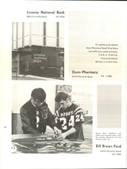 Page 194, 1969 Edition, Franklin High School - Almanack Yearbook (Livonia, MI) online yearbook collection