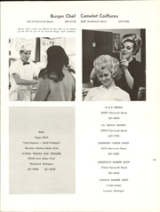 Page 199, 1969 Edition, Franklin High School - Almanack Yearbook (Livonia, MI) online yearbook collection
