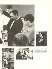 Franklin High School - Almanack Yearbook (Livonia, MI) online yearbook collection, 1969 Edition, Page 21