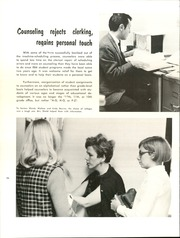 Page 28, 1969 Edition, Franklin High School - Almanack Yearbook (Livonia, MI) online yearbook collection