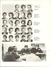 Page 33, 1969 Edition, Franklin High School - Almanack Yearbook (Livonia, MI) online yearbook collection