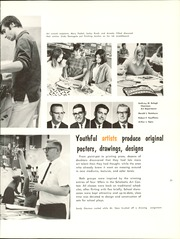 Page 35, 1969 Edition, Franklin High School - Almanack Yearbook (Livonia, MI) online yearbook collection