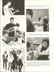 Franklin High School - Almanack Yearbook (Livonia, MI) online yearbook collection, 1969 Edition, Page 59