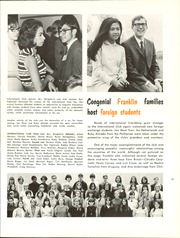 Franklin High School - Almanack Yearbook (Livonia, MI) online yearbook collection, 1969 Edition, Page 81