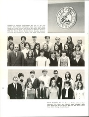 Franklin High School - Almanack Yearbook (Livonia, MI) online yearbook collection, 1969 Edition, Page 84