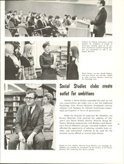 Page 85, 1969 Edition, Franklin High School - Almanack Yearbook (Livonia, MI) online yearbook collection