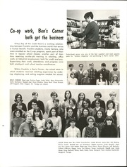 Page 88, 1969 Edition, Franklin High School - Almanack Yearbook (Livonia, MI) online yearbook collection
