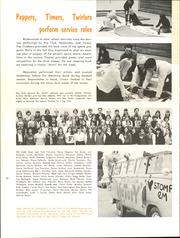 Page 98, 1969 Edition, Franklin High School - Almanack Yearbook (Livonia, MI) online yearbook collection