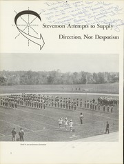 Page 6, 1968 Edition, Adlai Stevenson High School - Aurora Yearbook (Livonia, MI) online yearbook collection