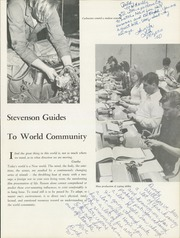 Page 9, 1968 Edition, Adlai Stevenson High School - Aurora Yearbook (Livonia, MI) online yearbook collection