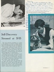 Page 13, 1969 Edition, Adlai Stevenson High School - Aurora Yearbook (Livonia, MI) online yearbook collection