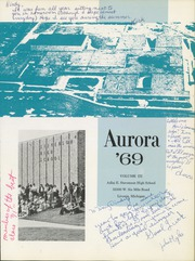 Page 5, 1969 Edition, Adlai Stevenson High School - Aurora Yearbook (Livonia, MI) online yearbook collection